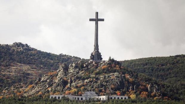 Panorámica del Valle de los Caídos
