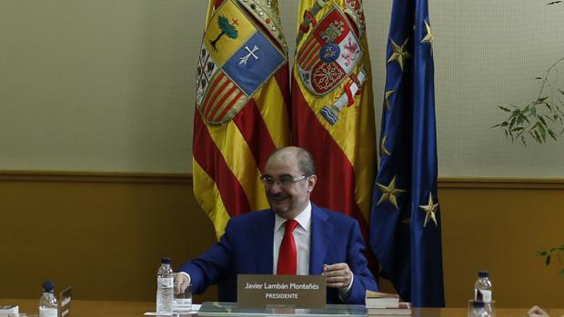 Aragón reivindicará sus «derechos históricos» ante el Tribunal Constitucional