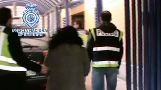 Imagen de archivo de un caso de explotación sexual en Cuenca