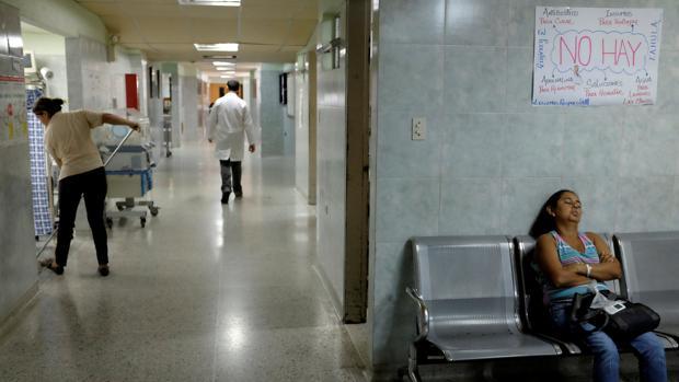 Un hospital de Venezuela, en una imagen de archivo