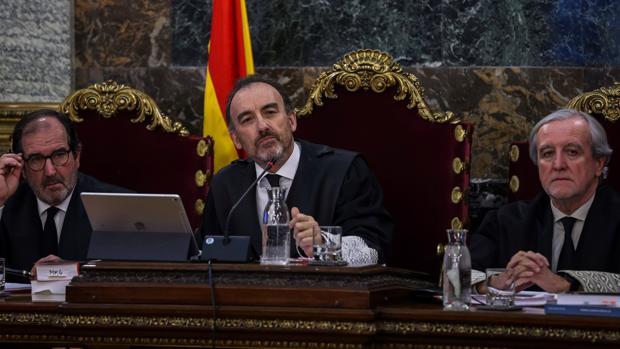 El presidente de la Sala, Manuel Marchena
