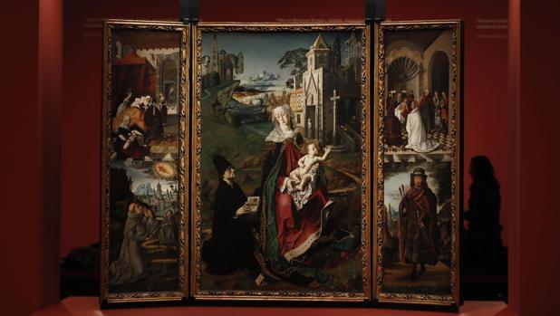 El MNAC se rinde a Bartolomé Bermejo, «el Warhol del siglo XV»