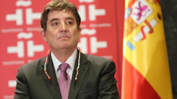 El director del Instituto Cervantes, Luis García