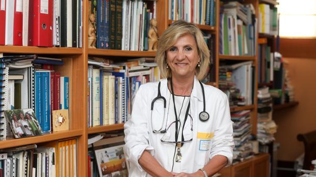 La mejor médico de familia del mundo, Verónica Casado