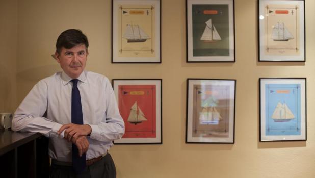 Manuel Pimentel, en una foto de archivo