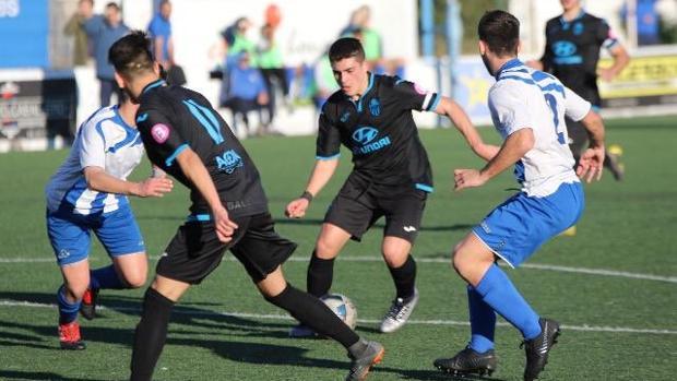 El partido disputada en la Fuensanta fue de ligero dominio visitante