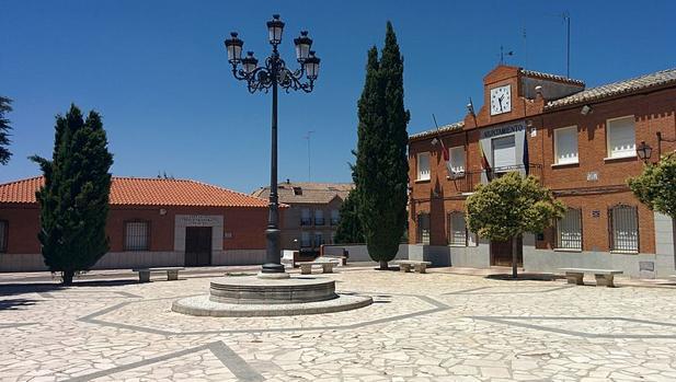 Antigua casa consistorial de Yuncos