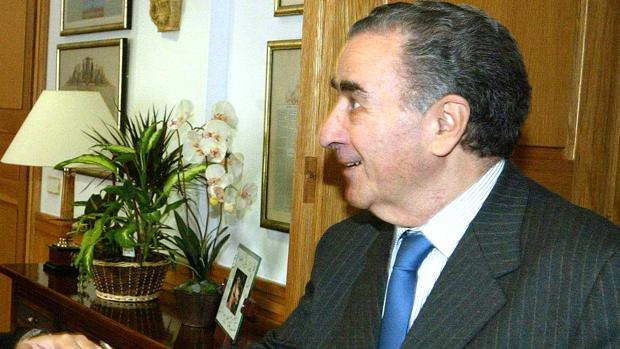 Augusto Pimenta, en una imagen de 2004