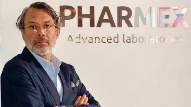 Juan Carlos Santé, CEO de Pharmex