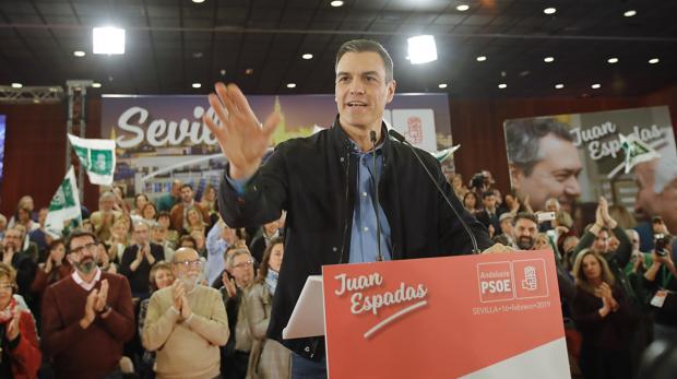 El PSOE activa el voto del miedo a la derecha para restar apoyos a Rivera