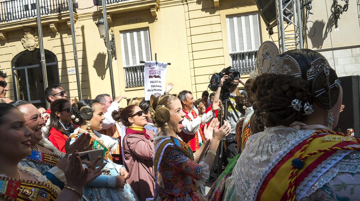 Les comissions falleres de la província poden sol·licitar ja l'ajuda de la Diputació de València