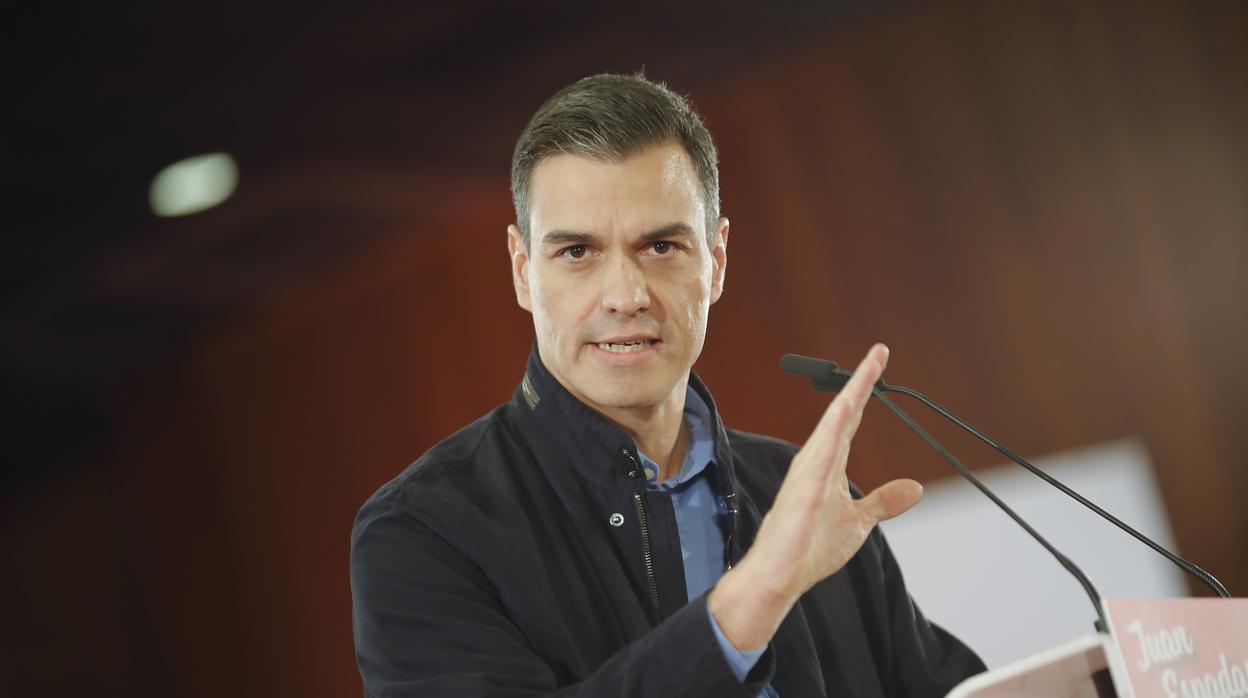En directo: Sánchez ofrece su primera entrevista después de convocar elecciones