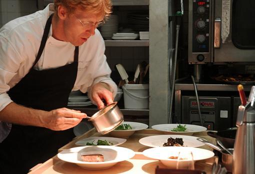 Imagen de archivo del chef