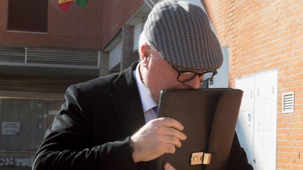 El excomisario José Villarejo, en una imagen de 2016