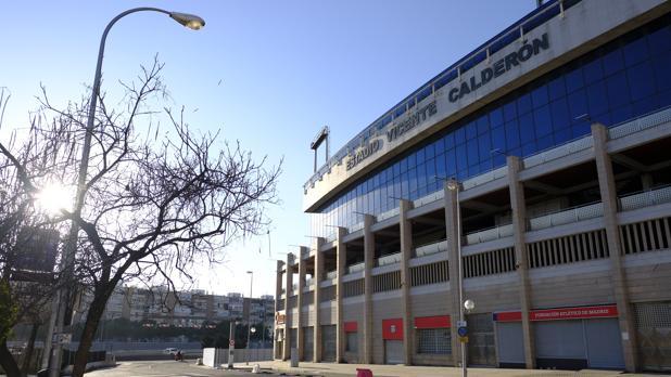 El ruido, el polvo y la nueva M-30 ponen en alerta a los colegios del Vicente Calderón