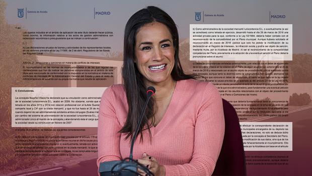 Un informe de Alcaldía concluye que Villacís ocultó su cargo en la sociedad