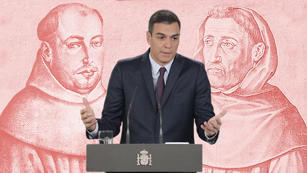 Sánchez confunde a Fray Luis de León con San Juan de la Cruz