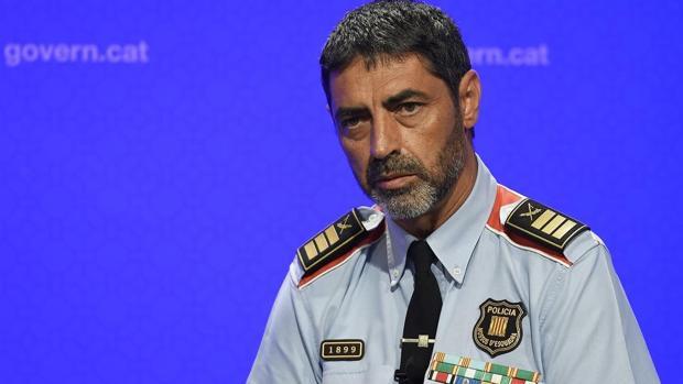 Josep Lluís Trapero, en una imagen de archivo