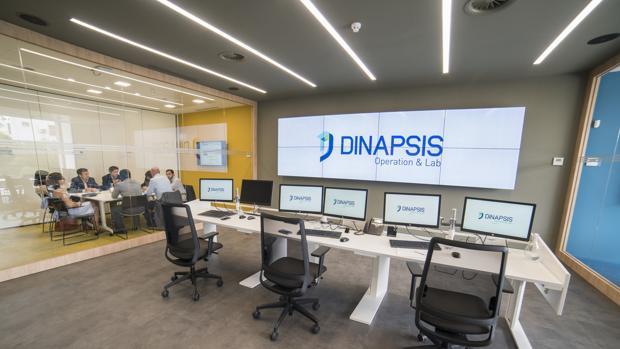 Imagen de las instalaciones de Dinapsis