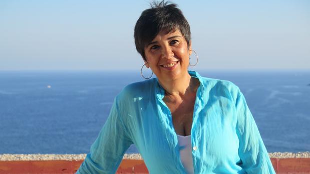 La periodista y escritora Nieves Concostrina, autora de «Pretérito imperfecto»