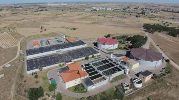 Sistema de abastecimiento de agua Picadas-Almoguera