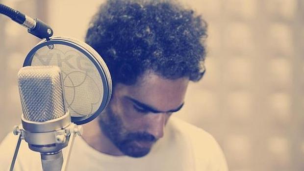 El cantante Jero Romero en una foto de archivo