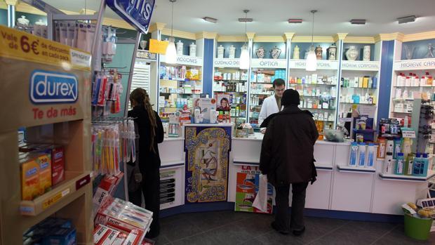 Establecimiento farmacéutico en Galicia