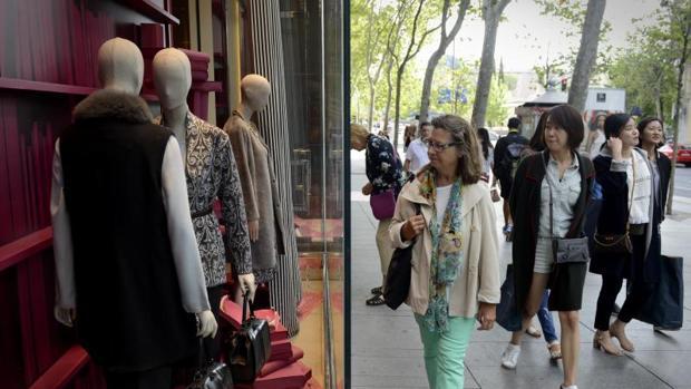 El consumo y el turismo son dos de los puntales del cremiento económico madrileño