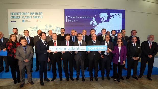 Europa confirma el ramal noroeste del Corredor pero deja fuera a Oporto