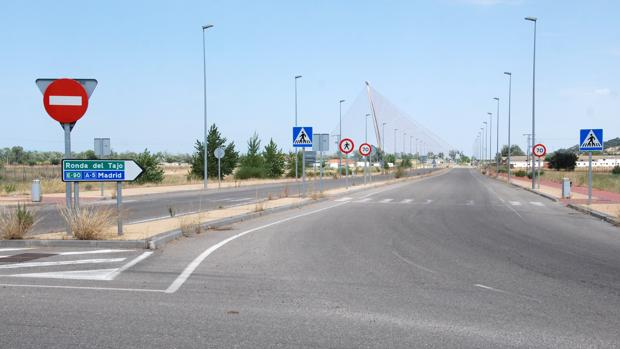 Circunvalación Sur de Talavera