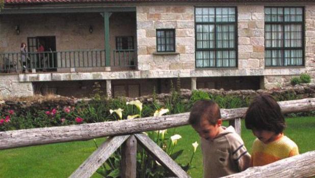 Casa de turismo rural próxima a Santiago de Compostela