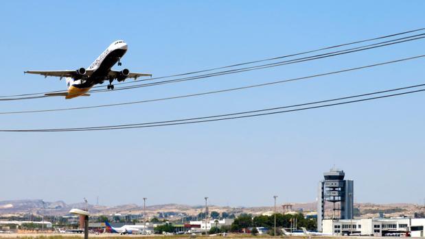 Imagen de archivo del aeropuerto de Alicante
