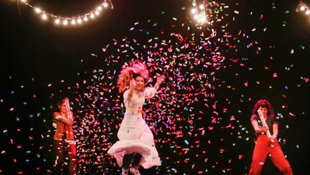 Las protagonistas de «Generación Why» que llega este viernes al Teatro de Rojas