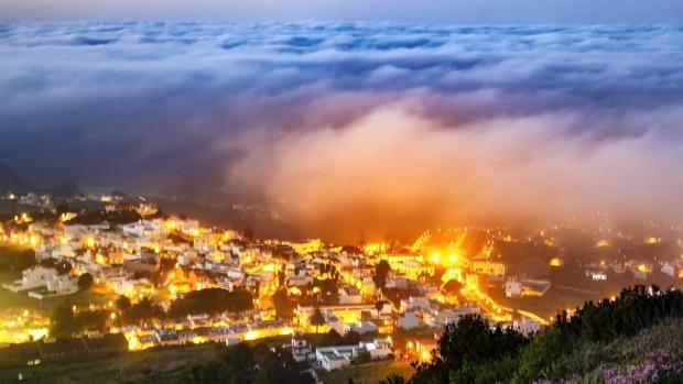 Firgas, Gran Canaria, este mes de marzo