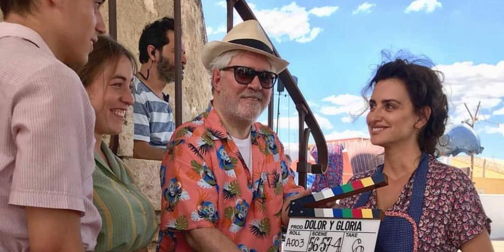Almodóvar estrenará su última película, «Dolor y Gloria», en su pueblo natal