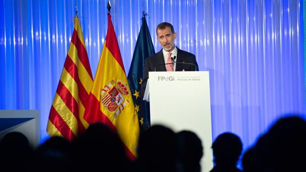 Los Reyes entregarán los premios Princesa de Girona en Barcelona, pero no irán al patronato en Gerona