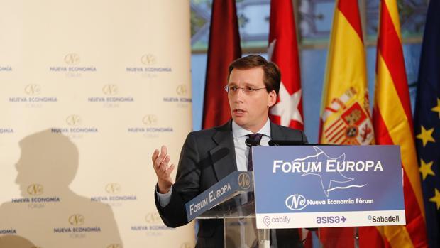 Martínez Almeida resucitará el proyecto olímpico si hay consenso