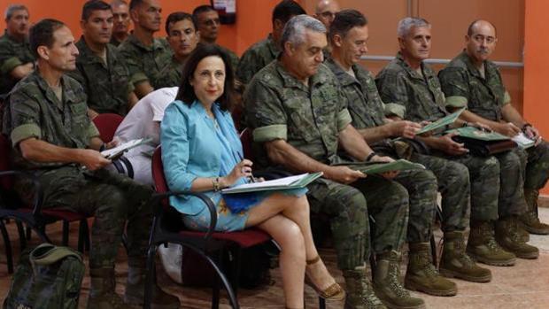 El PP pedirá explicaciones a Robles en el Congreso por el caso del vicealmirante Gómez