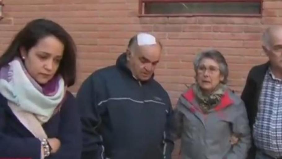 Crimen de Vallecas: el acuchillado murió al defender a su hermano
