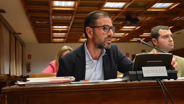 El candidato del PSOE de Ferrol, Ángel Mato