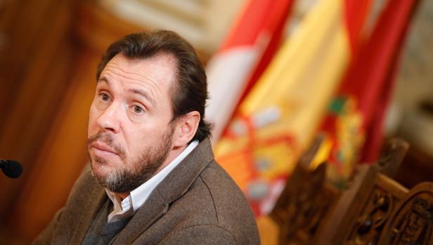 Óscar Puente, en una imagen de archivo