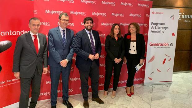 Inaugurado en Murcia el programa Mujeres con S, para impulsar el ...