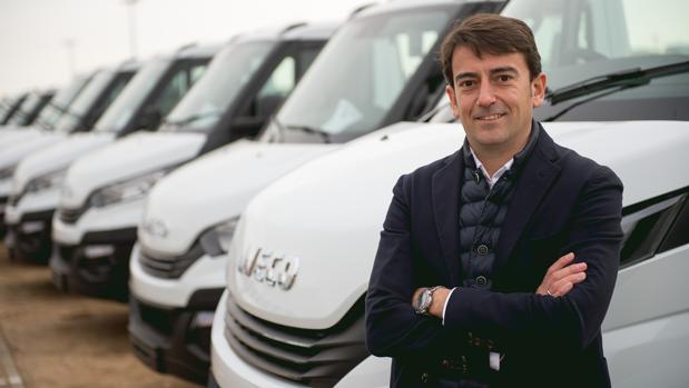 José Manuel Jaquotot, nuevo director de la planta Iveco en Valladolid
