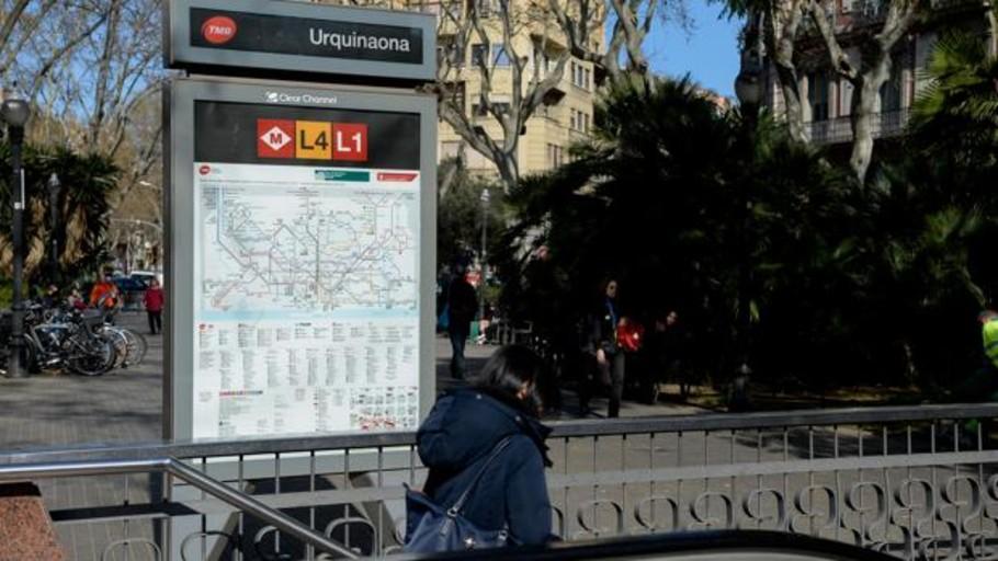 El Metro de Barcelona prepara una doble huelga para abril