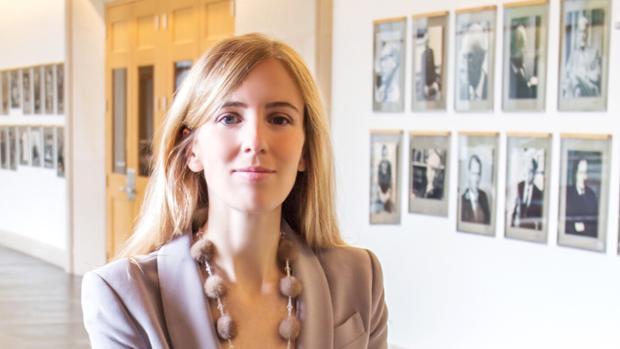 Victòria Alsina, «embajadora» de la Generalitat en EE.UU.