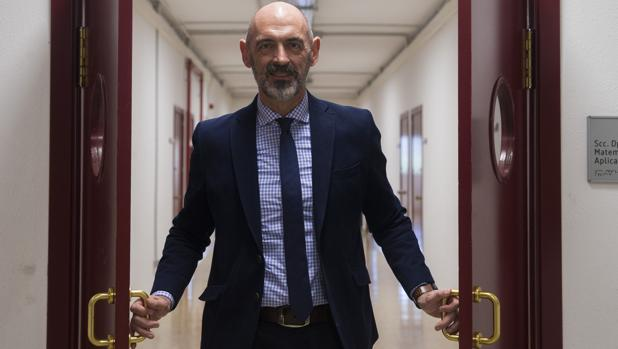 Joaquín Goyache, candidato al rectorado de la Complutense