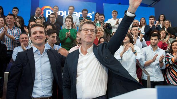 Casado apela al «voto unido» para no «desunir España»