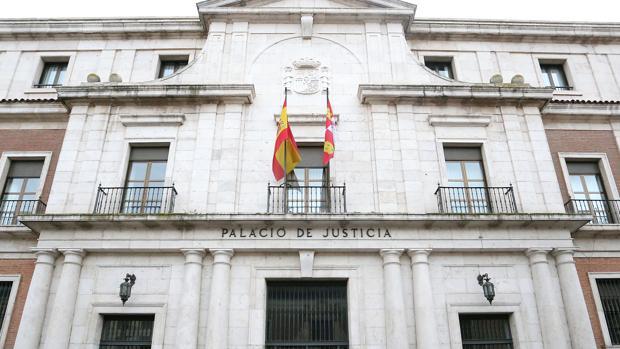 Audiencia de Valladolid, en una imagen de archivo