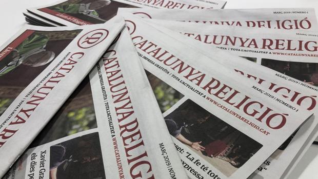 Nuevos ejemplares de la revista Catalunya Religió