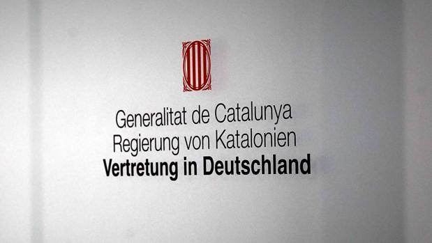 Oficina de «representación de Cataluña» en Berlín